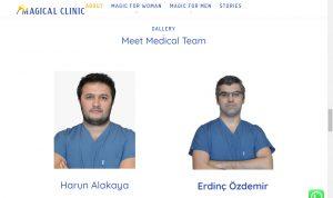 dr Harun Olakaya Dr Erdim Ozdemir