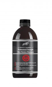 after hair transplant shampoo
