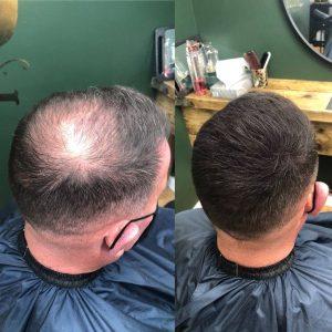 hair fibres to thicken hair
